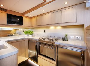 Refrigerators for sailing boat